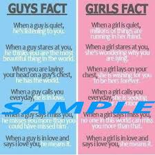 Boy Girl Memes - second life marketplace boys facts vs girls facts funny poster