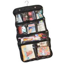 Hair And Makeup Organizer Cosmetic Bags Soft Case Sears