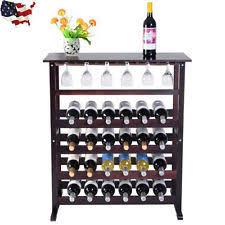 unbranded free standing wine racks u0026 bottle holders ebay