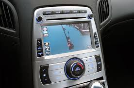 hyundai genesis coupe navigation system road trip review 2010 hyundai genesis coupe with navigation w