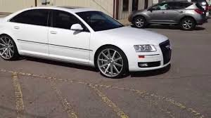 audi a8 alloys 2008 audi a8 with 22 icnh xo wheels staggered