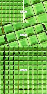 Green Tile Kitchen Backsplash by Green Beveled Glass Tiles Bathroom Wall Sheets Auqa Mirror Tiles