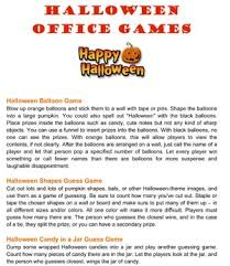 office party flyer halloween party ideas games and party flyer for the office