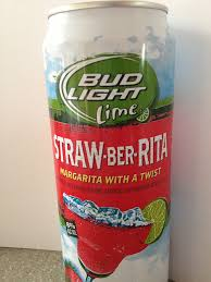 how many calories in a can of bud light bud light lime straw ber rita beverages