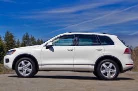 volkswagen suv 2015 used 2015 volkswagen touareg for sale pricing u0026 features edmunds