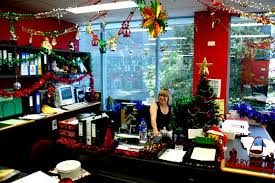 Xmas Office Decorations Office Decorations For Christmas Office Cubicle Christmas