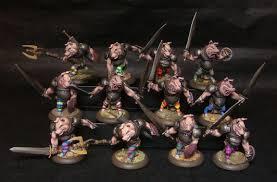 mini mayhem wrath of kings rage of pigs