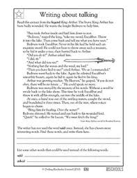 24 best writing worksheets for 3rd 4th and 5th grades images on