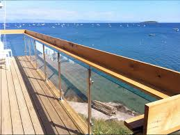 glass balustrade juliet balcony home decor gl barade frameless