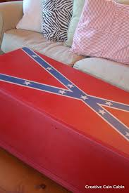 Confederate Flag Sheets There U0027s A Little Rebel In Us All Creative Cain Cabin