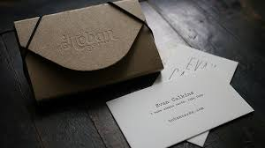 custom gift card holders hoban press custom letterpress printing