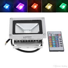 Landscape Flood Light by 10w Waterproof Floodlight Landscape Lamp Rgb Led Flood Light