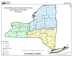 County Map Of New York State by Contact Us Nrcs New York