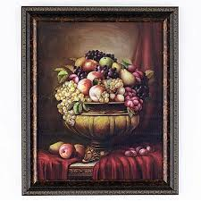 home interior frames majestic fruit framed with glass 29 12 x 35 12 inches on sale home