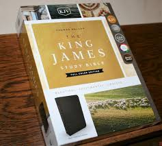 scriptures on thanksgiving kjv thomas nelson u0027s king james study bible review bible buying guide