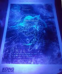 shine a light on nycc u0027s u0027kong skull island u0027 poster