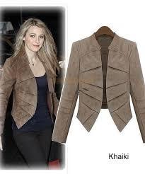 new arrival women blazers jackets fashion winter coat