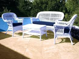 Resin Patio Furniture Clearance Synthetic Wicker Patio Furniture Beautiful Plastic Wicker Patio