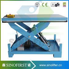 Pallet Lift Table aliexpress com buy pallet lifter scissor lift table platform