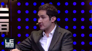 kevin systrom founder of instagram is interviewed by mg siegler
