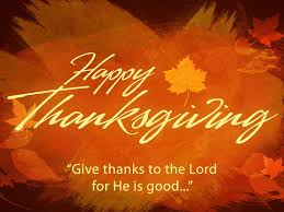 happy thanksgiving from cross community