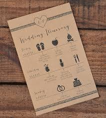 wedding itinerary wedding itinerary schedule wedding weekend activities events