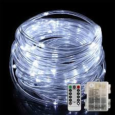 battery operated led string lights waterproof amazon com yihong led lights battery operated string lights