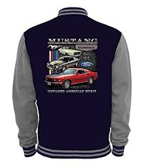ford mustang jacket ethno designs ford mustang untamed womens mens rod