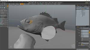 Geometry Map Project Rockfish Project Training Video For Modo Foundry