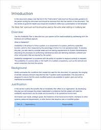 Resume Availability Section Availability Plan Template Apple Iwork Pages Service Plan