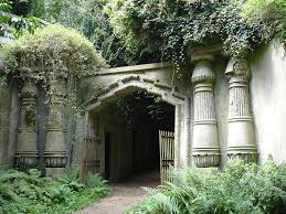 london u0027s haunted highgate cemetery has a vampire lurking in its