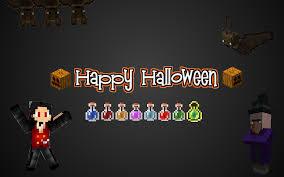 Mine Craft Halloween by Minecraft Halloween Walpapers Minecraft Blog