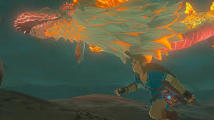 zelda breath of the wild u0027 dragon locations guide how to find