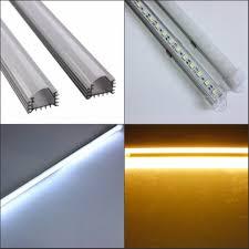 Led Light Bar 12v by Dc 12v 5050 Smd 36 Led Rigid Strip Cabinet Light Bar Lamp