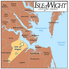 america map virginia about us isle of wight county