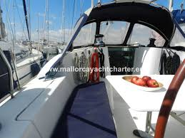 Cockpit Cushions For Yachts Jeanneau 36i Owners Layout For Sale Mallorca Yacht Charter