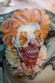 chest clown by x