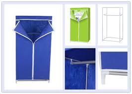 home furniture simple folding non woven easi storage wardrobe