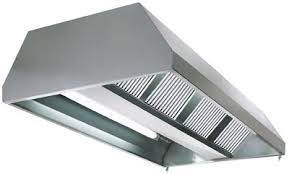 hotte cuisine pro aspirante ventilateur