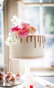 garden party baby shower ideas kara u0027s party ideas drip cake from a secret garden baby shower via