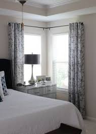 How To Hang Bay Window Curtains Bay Windows Are Nice But Often There U0027s A An