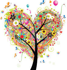 colorful floral tree by artbeautifulcloth on deviantart