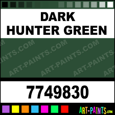 dark hunter green satin enamel paints 7749830 dark hunter
