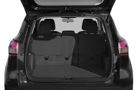Ford Escape Trunk Space - 2016 ford escape price photos reviews u0026 features