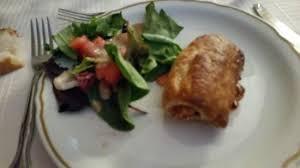 cuisine berrichonne 2nd course pate en croute with salad picture of la galette