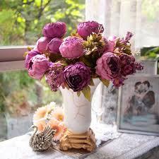 Fake Peonies 203 Best Fake Flowers Arrangements Images On Pinterest Fake