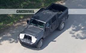 2018 jeep wrangler pickup 2018 jeep wrangler pickup spy photo pictures photo gallery