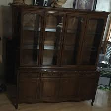 Vintage China Cabinets Find More Vintage China Cabinet High End Dovetail Andrew Malcolm I