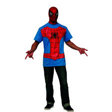 2nd skin halloween costumes spider man bodysuit costume medium walmart com