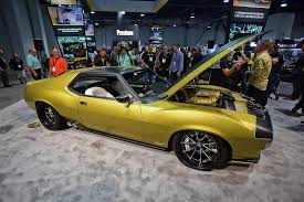 hellcat engine swap ringbrothers are back at sema with a 1 036 hp amc javelin amx with